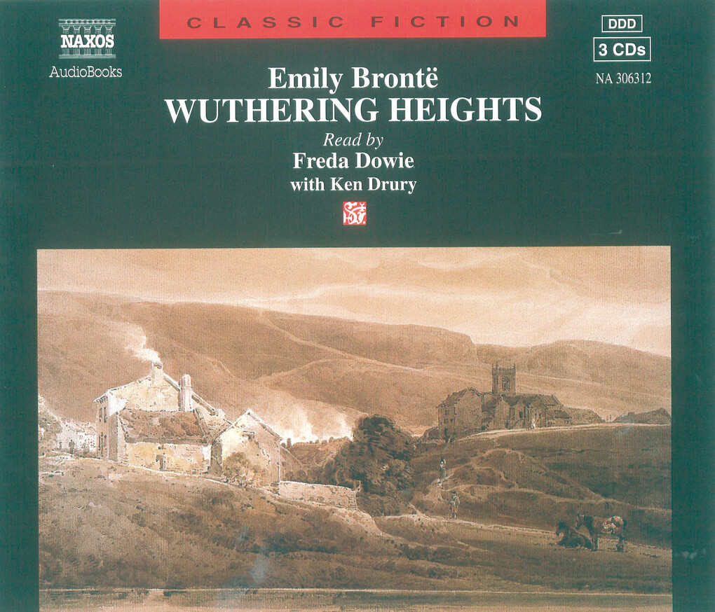 Wuthering Heights als Hörbuch Download