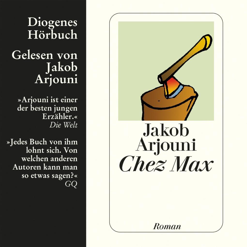 Chez Max als Hörbuch Download