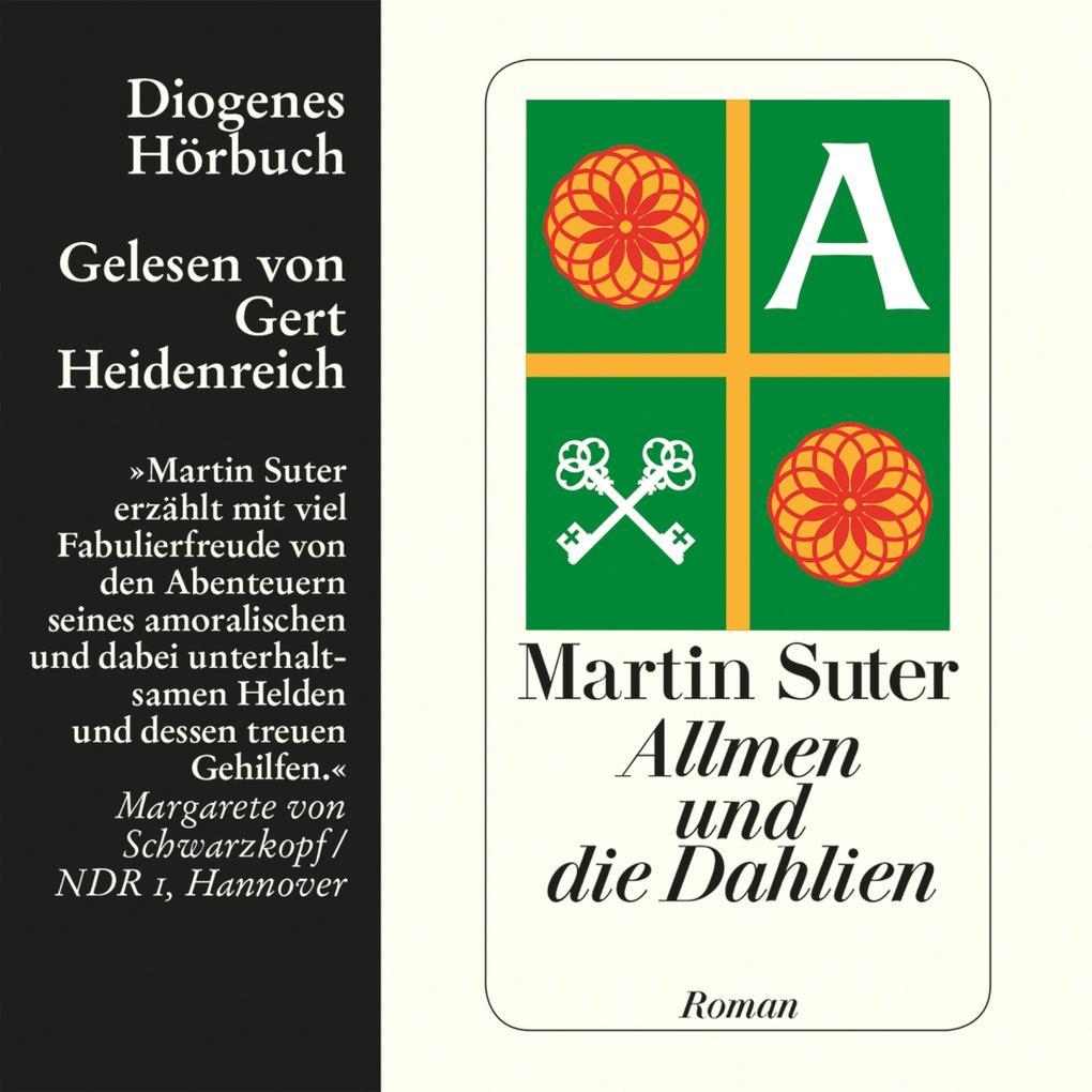 Allmen und die Dahlien als Hörbuch Download