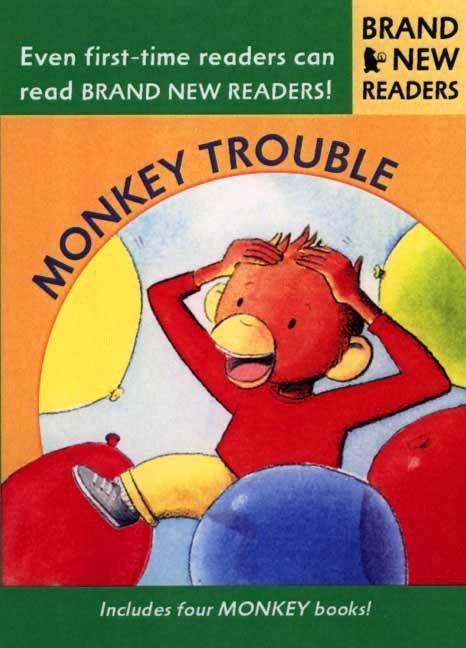 Monkey Trouble als Taschenbuch
