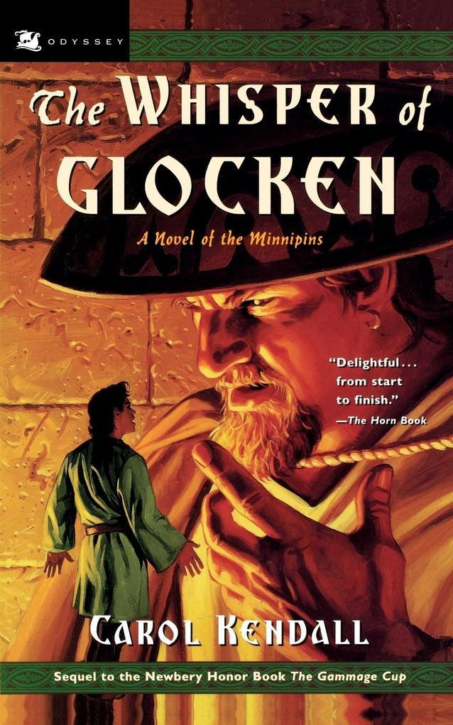The Whisper of Glocken als Taschenbuch