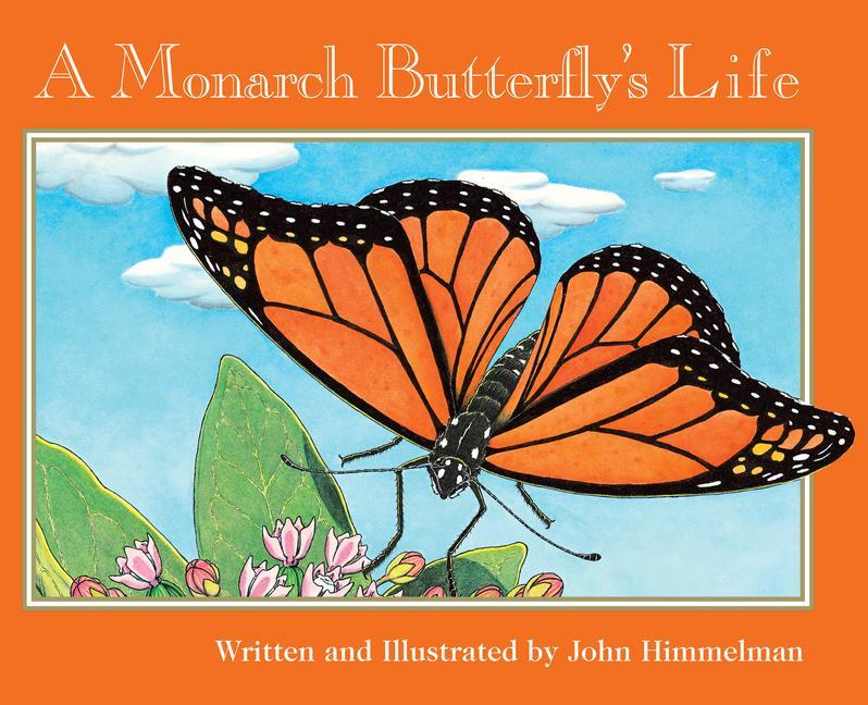 A Monarch Butterfly's Life (Nature Upclose) als Taschenbuch