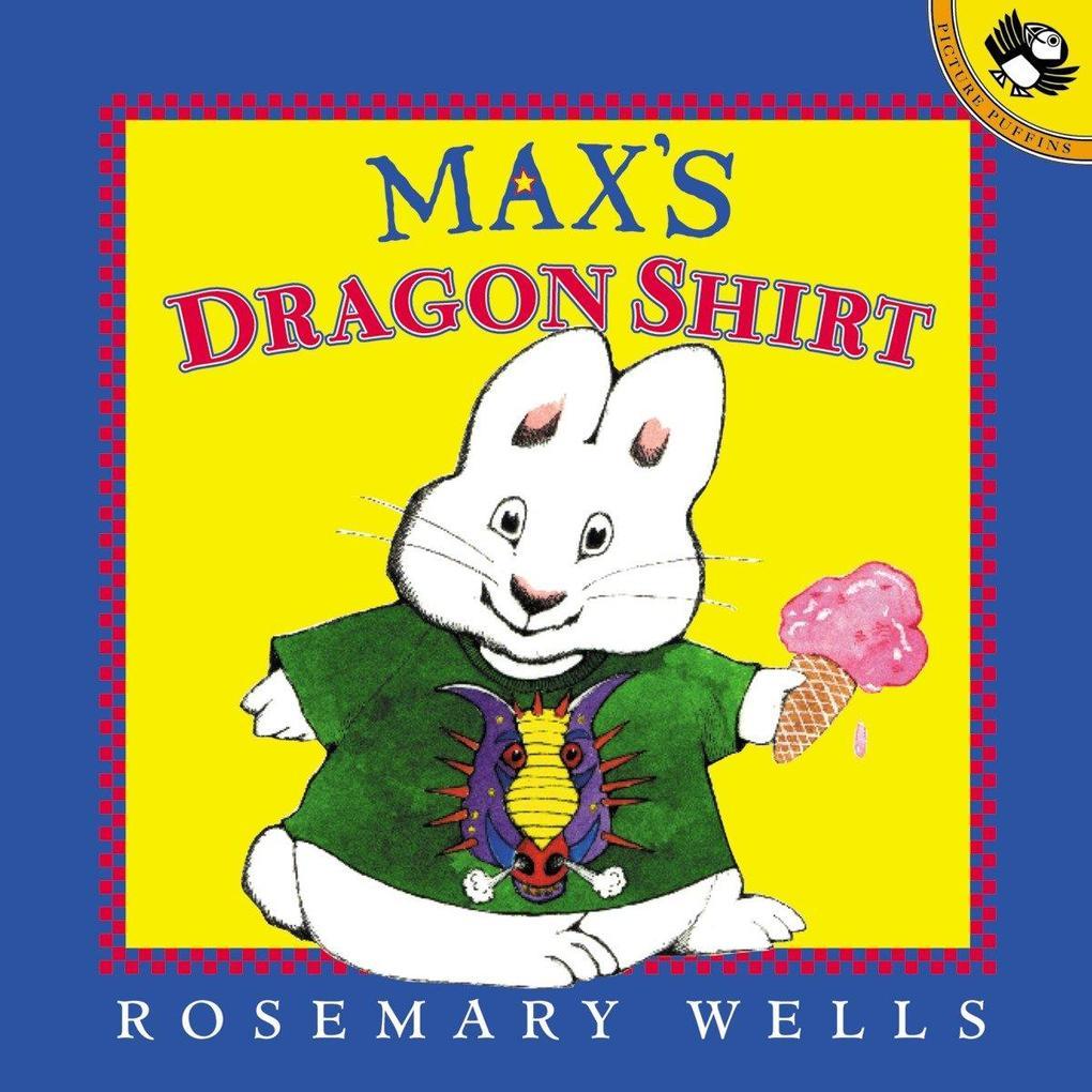 Max's Dragon Shirt als Taschenbuch