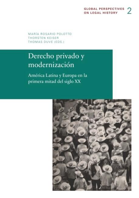 Derecho privado y modernización als Buch (kartoniert)