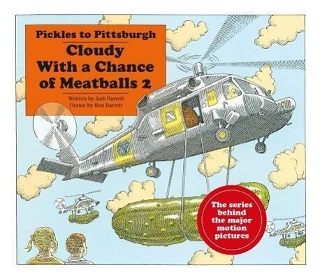 Pickles to Pittsburgh als Taschenbuch