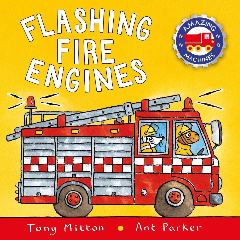 Flashing Fire Engines als Taschenbuch