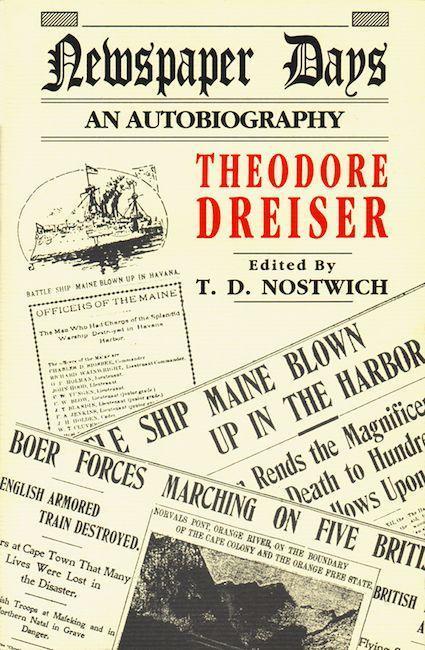 Newspaper Days: An Autobiography als Taschenbuch