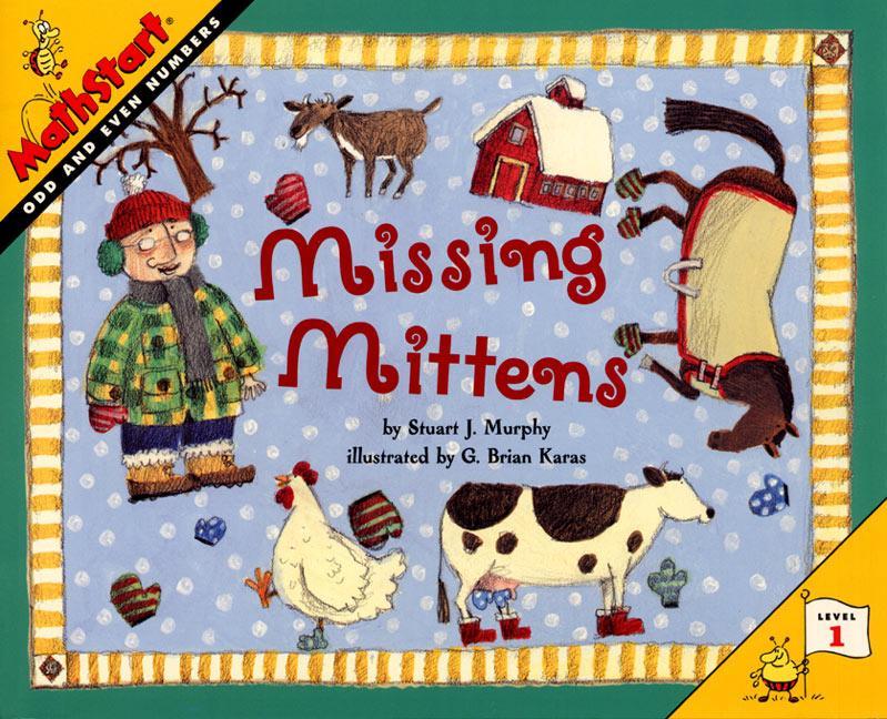 Missing Mittens als Taschenbuch
