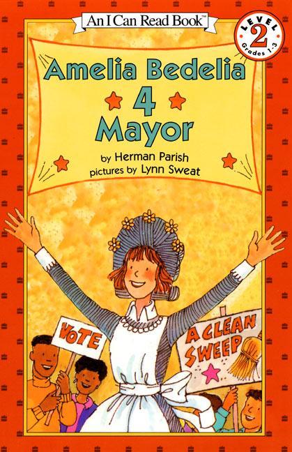Amelia Bedelia 4 Mayor als Taschenbuch