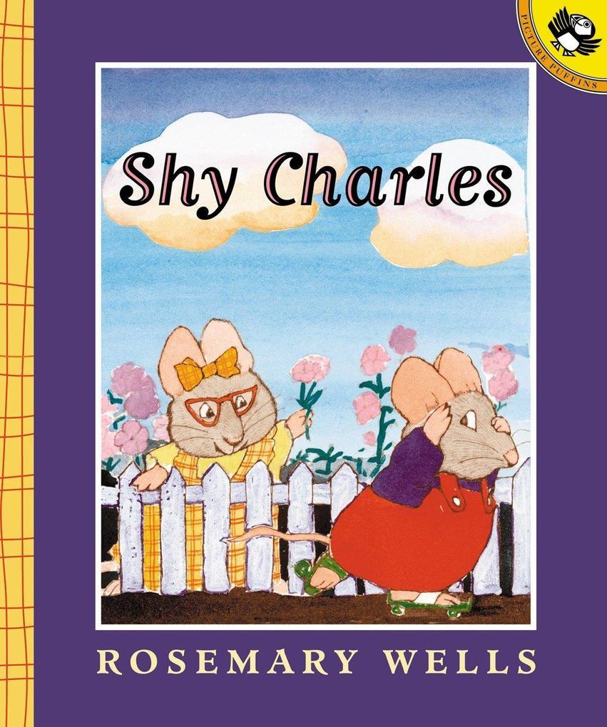 Shy Charles als Taschenbuch