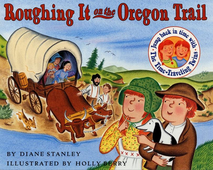 Roughing It on the Oregon Trail als Taschenbuch