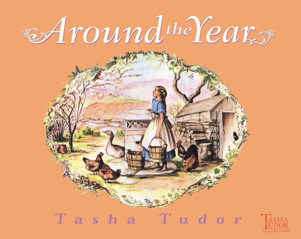 Around the Year als Buch (gebunden)