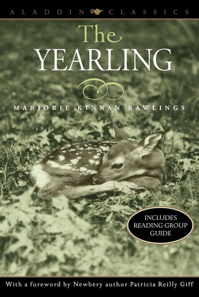 The Yearling als Taschenbuch