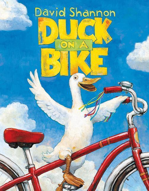 Duck on a Bike als Buch (gebunden)
