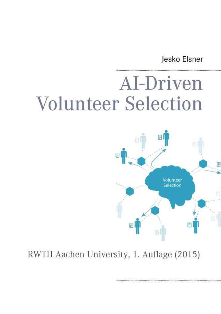 AI-Driven Volunteer Selection als eBook epub