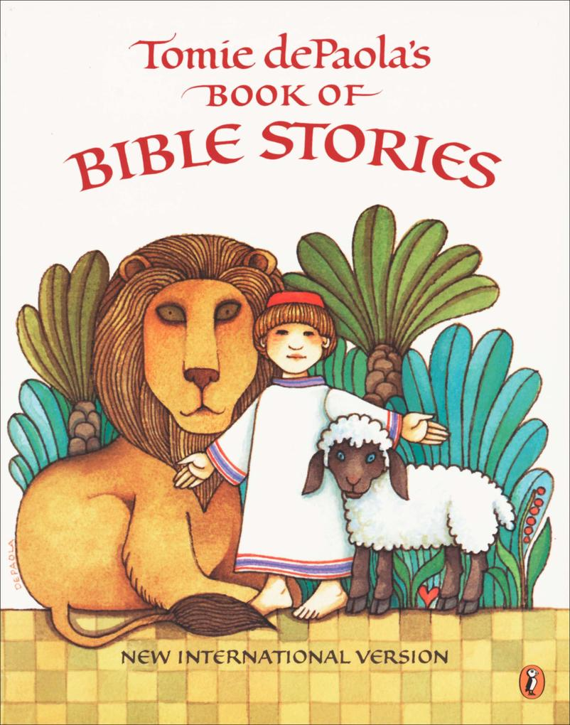 Tomie dePaola's Book of Bible Stories: New International Version als Taschenbuch