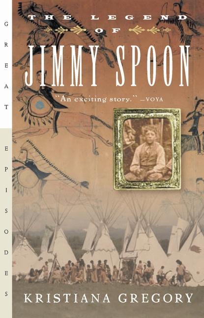 The Legend of Jimmy Spoon als Taschenbuch
