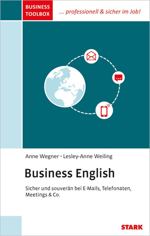 Business Toolbox / Business Englisch als Buch (kartoniert)