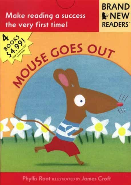 Mouse Goes Out: Brand New Readers als Taschenbuch