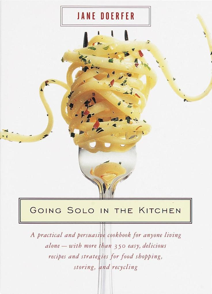 Going Solo in the Kitchen als eBook epub