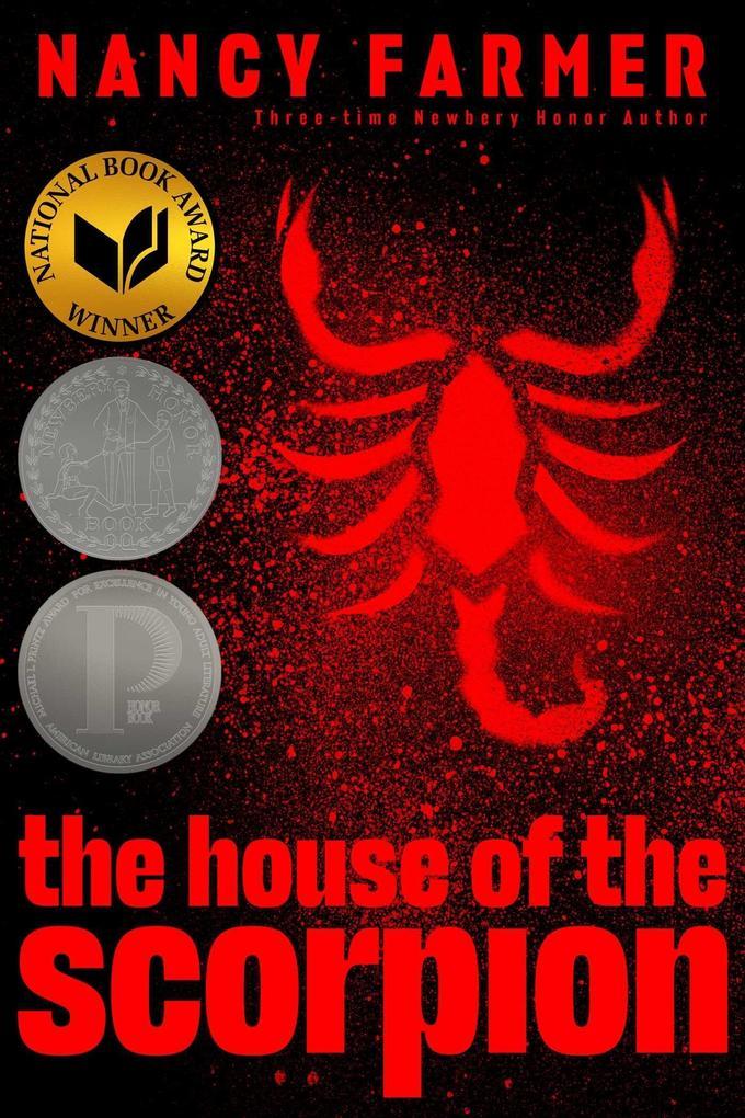 The House of the Scorpion als Buch (gebunden)