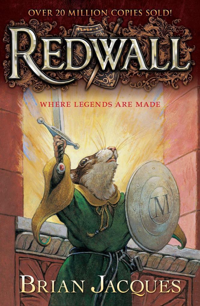 Redwall als Taschenbuch