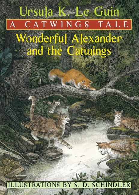 Wonderful Alexander and the Catwings: A Catwings Tale als Taschenbuch