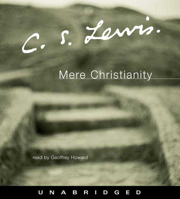 Mere Christianity CD als Hörbuch CD
