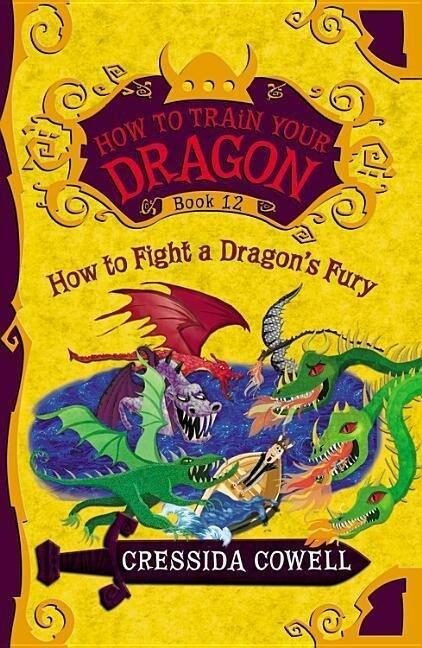 How to Fight a Dragon's Fury als Buch (gebunden)