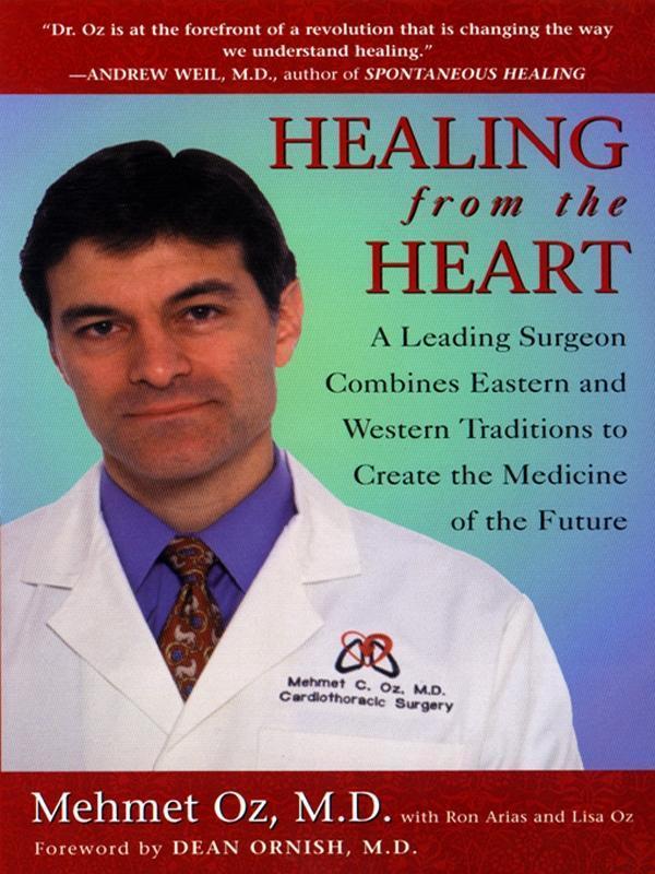 Healing from the Heart als eBook epub