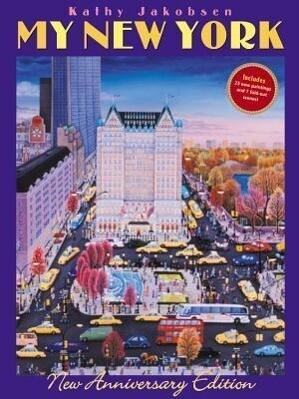 My New York als Buch (gebunden)