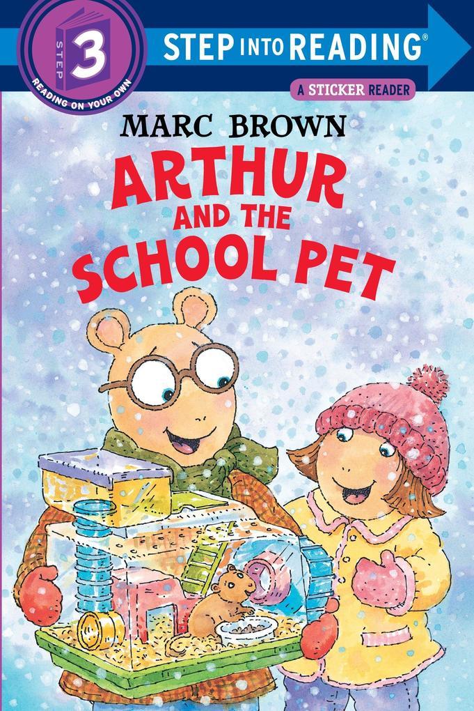 Arthur and the School Pet als Taschenbuch
