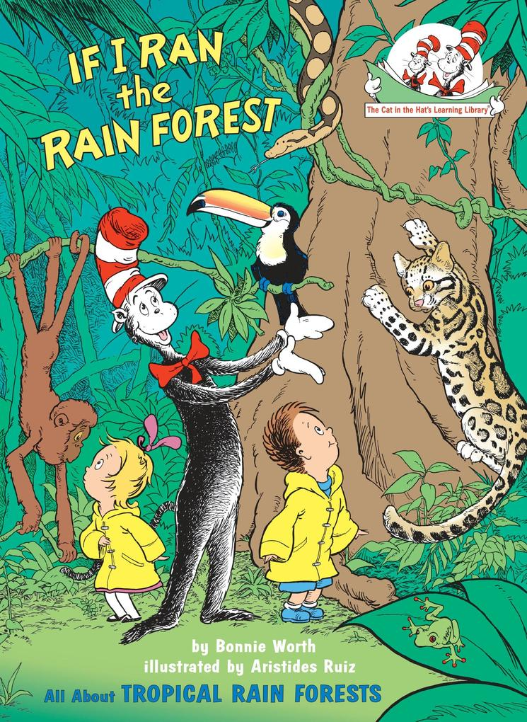 If I Ran the Rain Forest: All about Tropical Rain Forests als Buch (gebunden)
