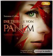 Die Tribute von Panem 02: Gefährliche Liebe (2 MP3 CDs)