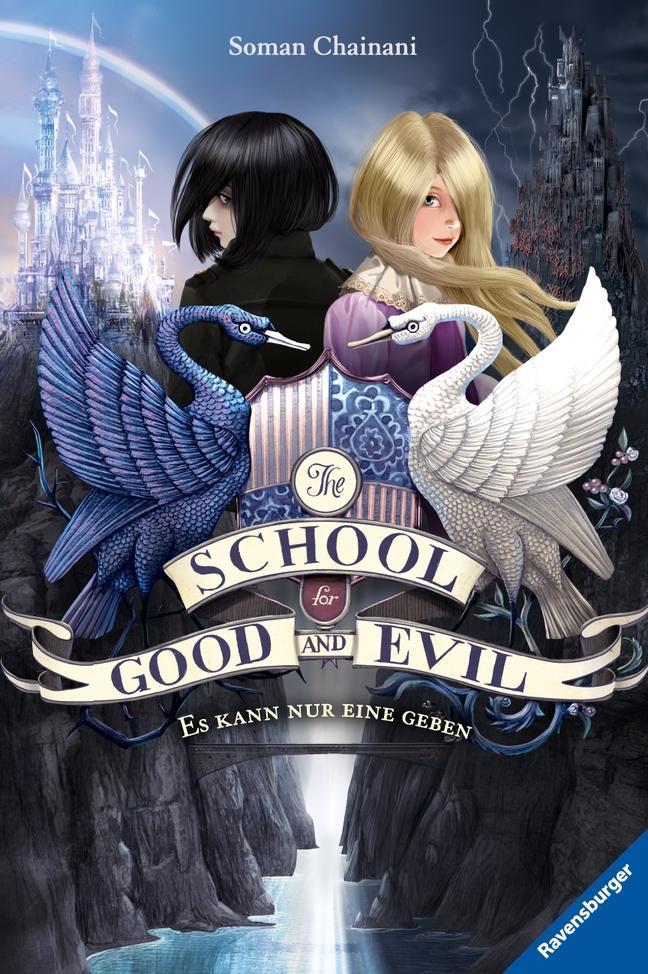 The School for Good and Evil, Band 1: Es kann nur eine geben als Buch (gebunden)