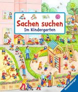 Sachen suchen: Im Kindergarten
