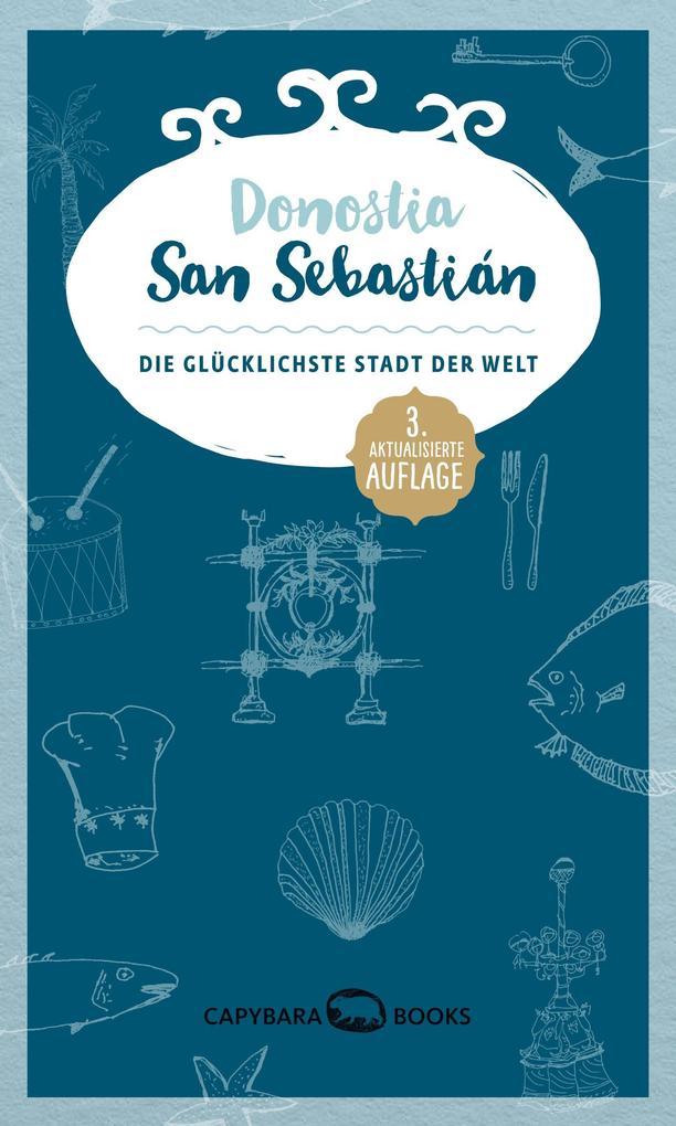 Donostia / San Sebastián als Buch (kartoniert)