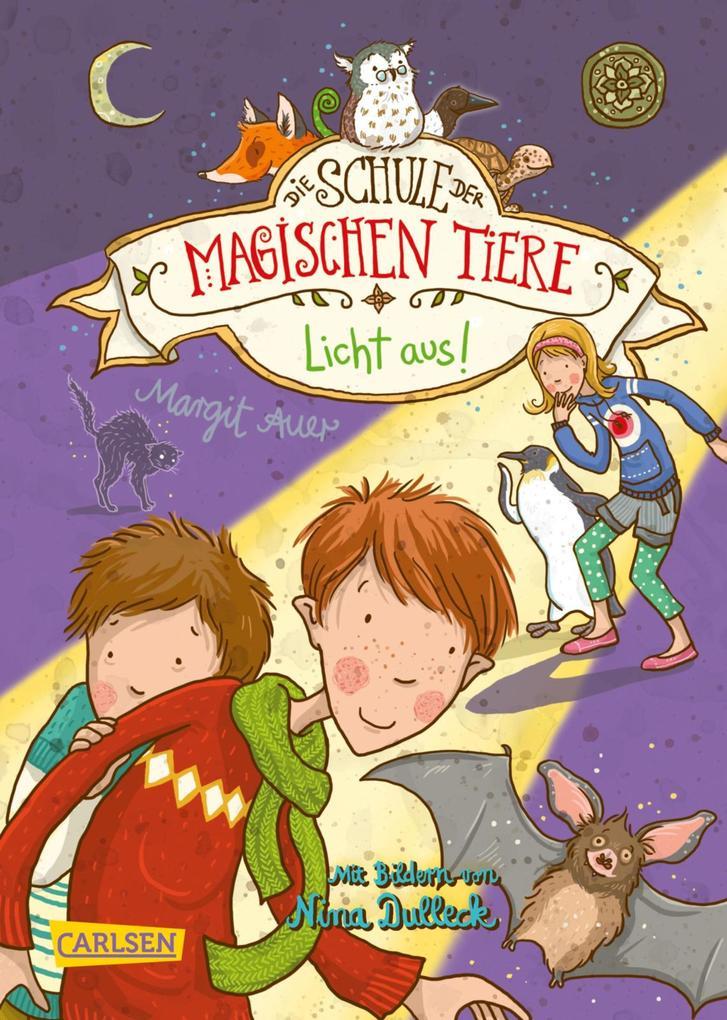 Die Schule der magischen Tiere 3: Licht aus! als eBook epub