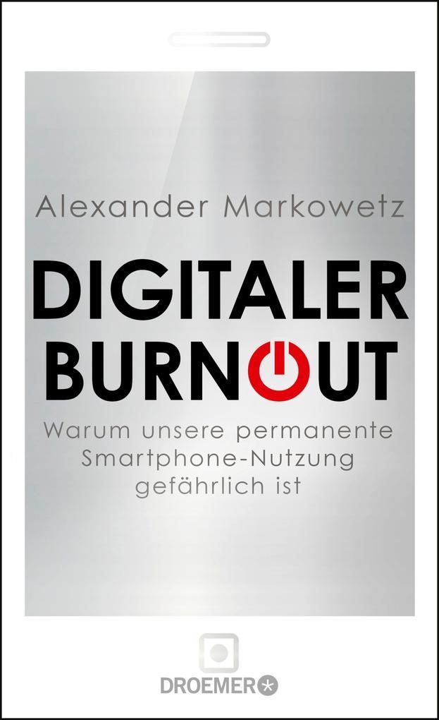 Digitaler Burnout als eBook epub