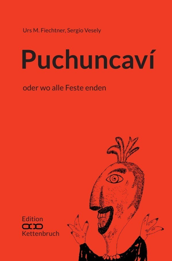 Puchuncaví als Buch (kartoniert)