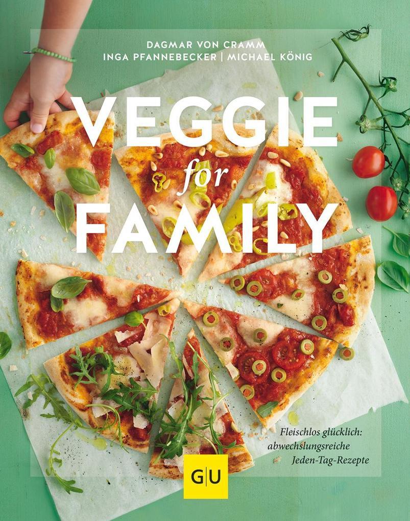 Veggie for Family als Buch (gebunden)