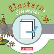Einsterns Schwester - Sprache und Lesen 4. Jahrgangsstufe. 4 Themenhefte im Paket Bayern