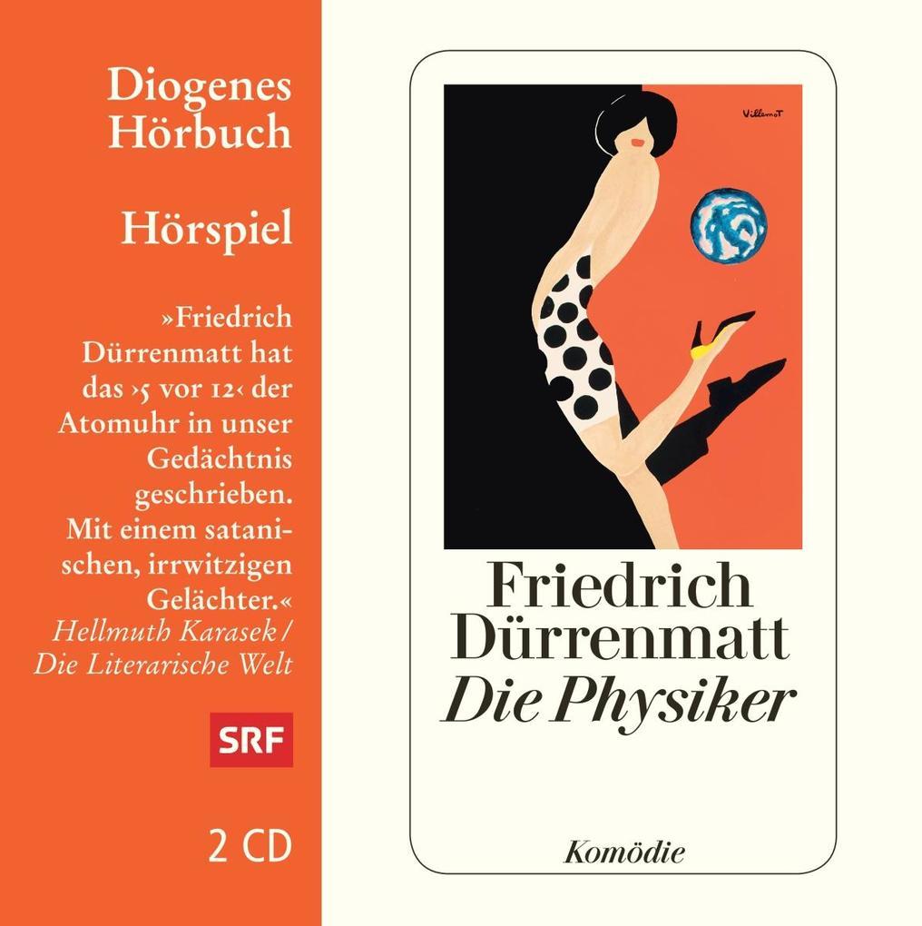 Die Physiker als Hörbuch CD