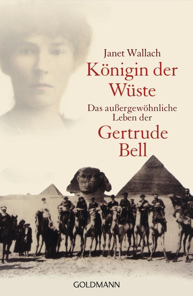 Königin der Wüste als eBook epub