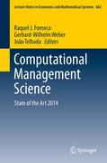 Computational Management Science