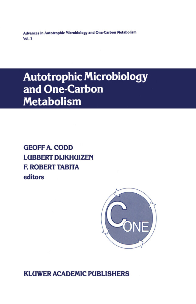Autotrophic Microbiology and One-Carbon Metabolism als Buch (gebunden)