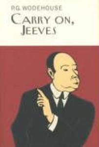 Carry On, Jeeves als Buch (gebunden)