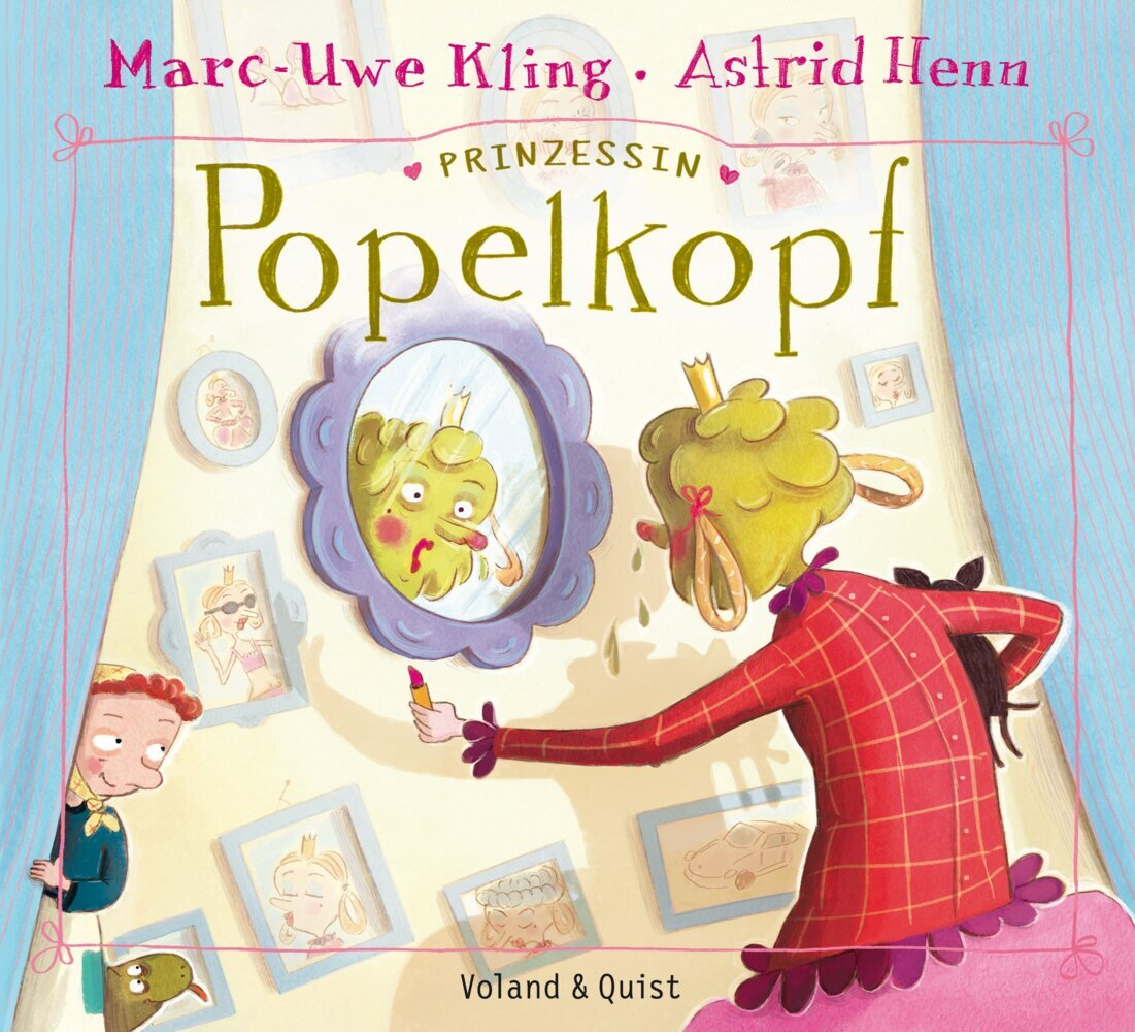 Prinzessin Popelkopf als Buch (gebunden)