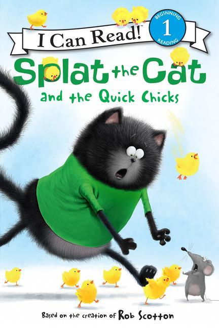 Splat the Cat and the Quick Chicks als Taschenbuch