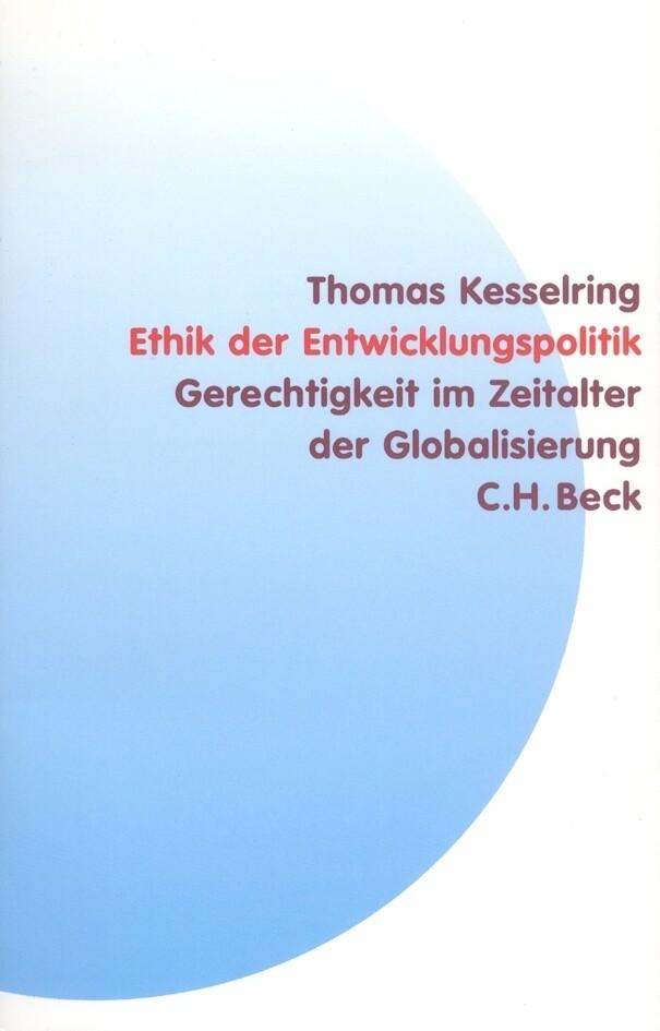 Ethik der Entwicklungspolitik als Buch (kartoniert)
